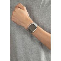 Relógio Digital Masculino Chilli Beans Metal Quadrado Prata RE.MT.0871-0707.4