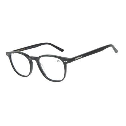 Armação Para Óculos De Grau Masculino Chilli Beans Quadrado Mesclado LV.AC.0542-6565