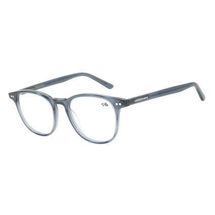 Armação Para Óculos De Grau Masculino Chilli Beans Quadrado Preto LV.AC.0542-0101