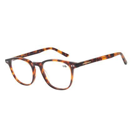 Armação Para Óculos De Grau Masculino Chilli Beans Quadrado Tartaruga LV.AC.0542-0606