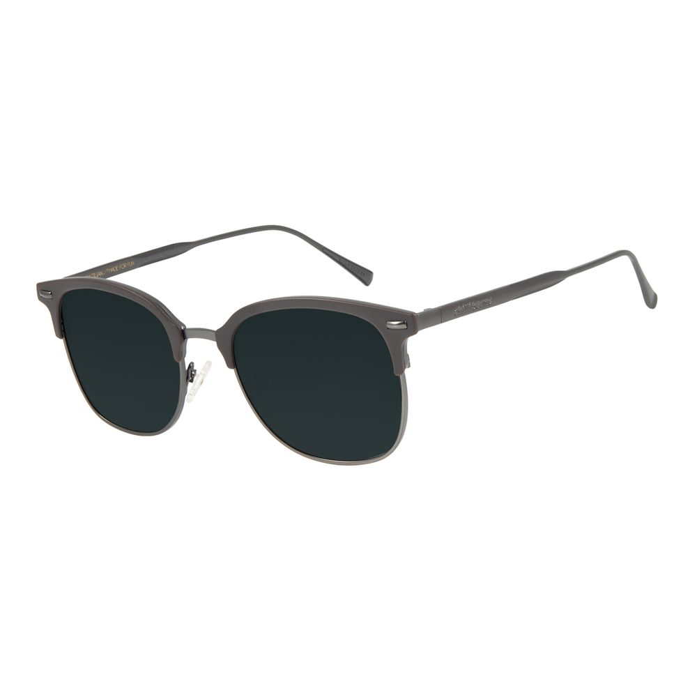 Óculos de Sol Unissex Chilli Beans Jazz Marrom Polarizado OC.CL.2970-0102