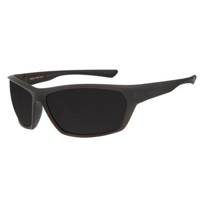 Óculos de Sol Masculino Chilli Beans Performance Marrom OC.ES.1222- 0102