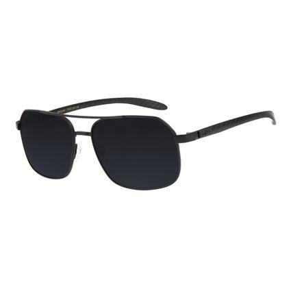 Óculos de Sol Masculino Chilli Beans Executivo Preto OC.MT.2838-0101