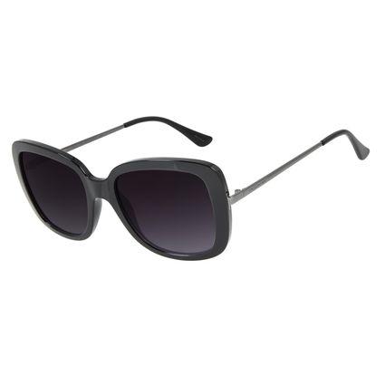 Óculos de Sol Feminino Chilli Beans Essential Quadrado Classic Brilho OC.CL.2936-2030