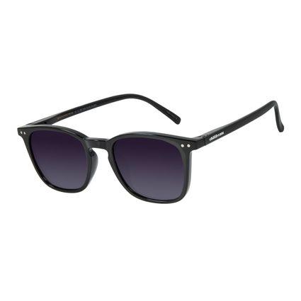 Óculos De Sol Masculino Chilli Beans Bossa Nova Preto Polarizado OC.CL.3007-2001