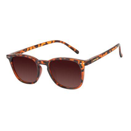 Óculos De Sol Masculino Chilli Beans Bossa Nova Tartaruga Polarizado OC.CL.3007-5706