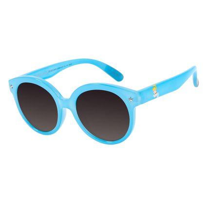 Óculos De Sol Infantil Disney Princesas Cinderela Azul OC.KD.0645-2008