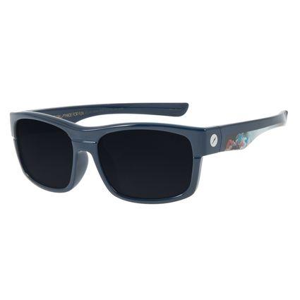 Óculos De Sol Infantil Disney Vingadores Thor Quadrado Azul Escuro OC.KD.0646-0590