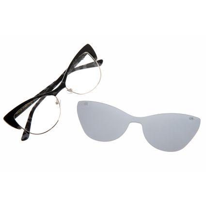 Armação Para Óculos De Grau Feminino Chilli Beans Gatinho Flash LV.MU.0157-0065