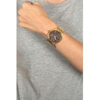 Relógio Analógico Feminino Chilli Beans Brilho Dourado RE.MT.0972-2121.4