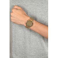 Relógio Digital Masculino Chilli Beans Espelhado Dourado RE.MT.1012-2121.4