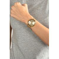 Relógio Analógico Feminino Chilli Beans Cristal Dourado RE.MT.0608-2121.4