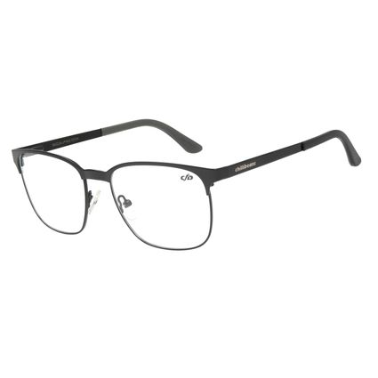 Armação Para Óculos De Grau Masculino Chilli Beans Jazz Preto LV.MT.0405-0101