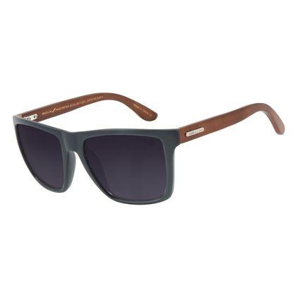 Óculos de Sol Masculino Chilli Beans Quadrado Bamboo Degradê OC.CL.3017-2031