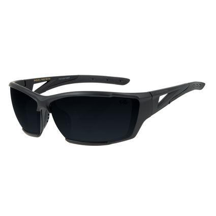 Óculos de Sol Masculino Chilli Beans Esportivo Performance Preto OC.ES.1216-0101
