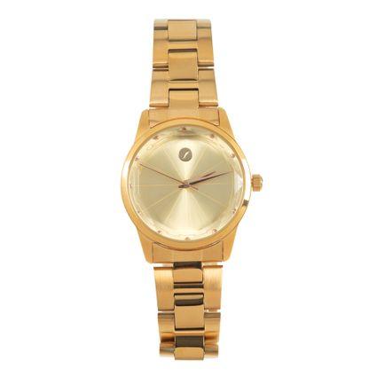 Relógio Analógico Feminino Chilli Beans Metal Dourado RE.MT.0976-2121