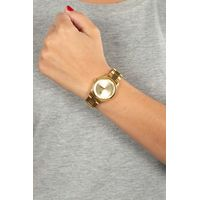 Relógio Analógico Feminino Chilli Beans Metal Dourado RE.MT.0976-2121.4