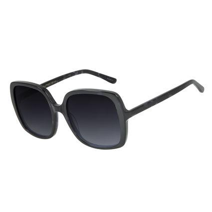 Óculos de Sol Feminino Chilli Beans Quadrado 70's Tartaruga OC.CL.2994-2006