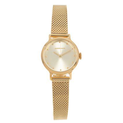 Relógio Analógico Feminino Chilli Beans Metal Classic Dourado RE.MT.0898-2121