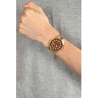 Relógio Analógico Masculino Chilli Beans Metal Rustic Dourado RE.MT.0937-0221.4