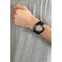 Relógio Automático Masculino Chilli Beans Metal Escovado Preto RE.MT.1035-0101.4