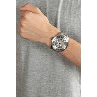 Relógio Automático Masculino Chilli Beans Metal Escovado Prata RE.MT.1035-0707.4