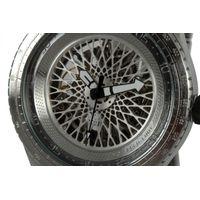 Relógio Automático Masculino Chilli Beans Metal Escovado Prata RE.MT.1035-0707.5