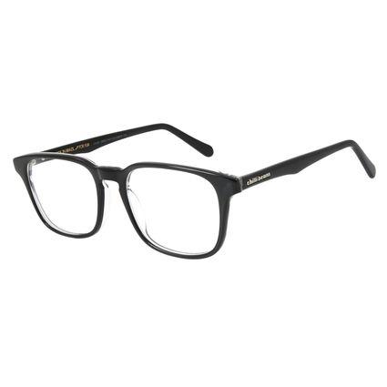 Armação Para Óculos De Grau Masculino Chilli Beans Quadrado Casual Preto LV.AC.0656-0101