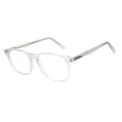 Armação Para Óculos De Grau Masculino Chilli Beans Quadrado Casual Transparente LV.AC.0656-3636