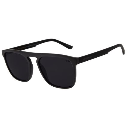Óculos de Sol Masculino Chilli Beans Quadrado Clássic Preto OC.CL.2794-0101