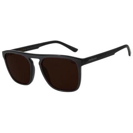 Óculos de Sol Masculino Chilli Beans Quadrado Clássic Marrom Escuro OC.CL.2794-4701
