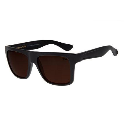 Óculos de Sol Masculino Chilli Beans Bossa Nova Clássic Preto OC.CL.2199-4728