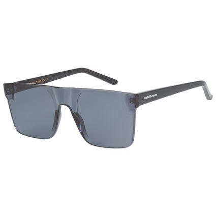 Óculos De Sol Unissex Chilli Beans Block Quadrado Degradê OC.CL.2275-0101