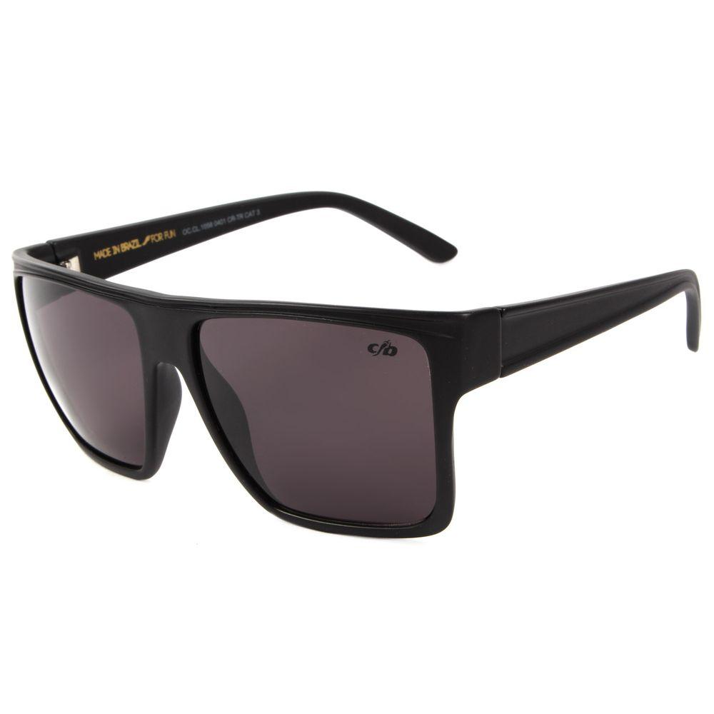 Óculos de Sol Unissex Chilli Beans Essential Quadrado Preto OC.CL.1058-0401