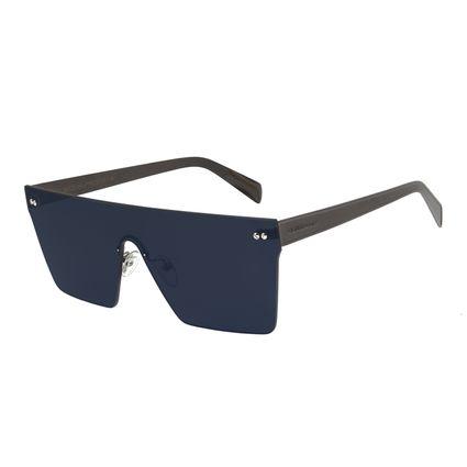 Óculos de Sol Unissex Matheus Mazzafera Quadrado Grafite OC.MT.2487-3224