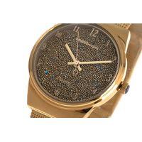 Relógio Analógico Feminino Chilli Beans Crystal Dourado RE.MT.0973-2121.5