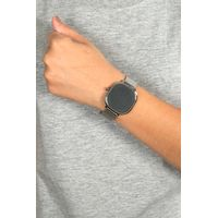 Relógio Feminino Digital Chilli Beans Padronagem Prata RE.MT.0930-0707.4