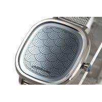 Relógio Feminino Digital Chilli Beans Padronagem Prata RE.MT.0930-0707.5