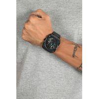 Relógio Analógico Masculino Chilli Beans Quadrado Metal Preto RE.MT.0671-0101.4