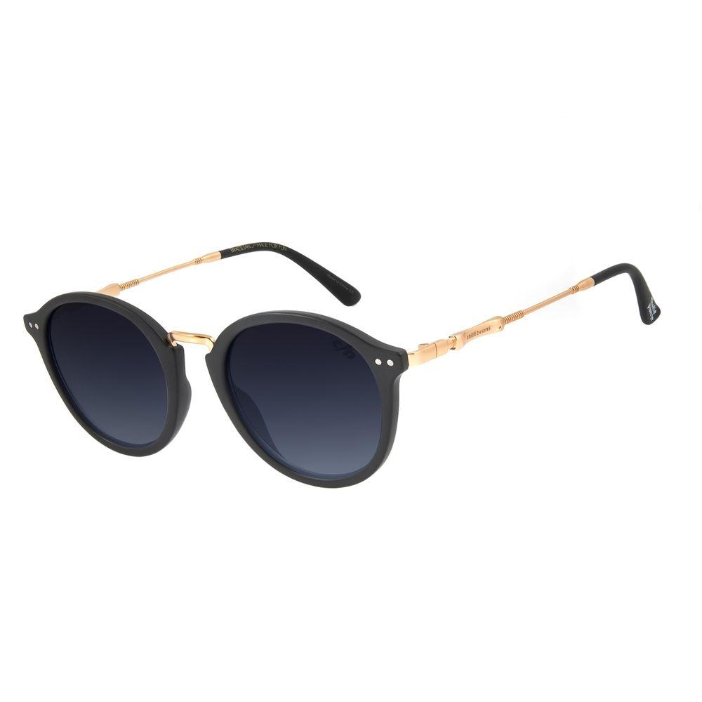 """Óculos De Sol Unissex Charlie Brown Jr """"Tamo Aí na Atividade"""" Fosco OC.CL.2822-2031"""