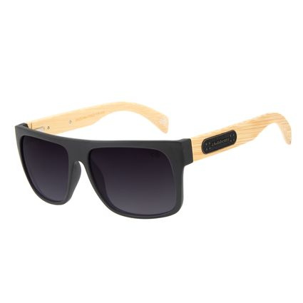 Óculos De Sol Masculino Charlie Brown Jr Sk8 Fosco OC.CL.2823-2031