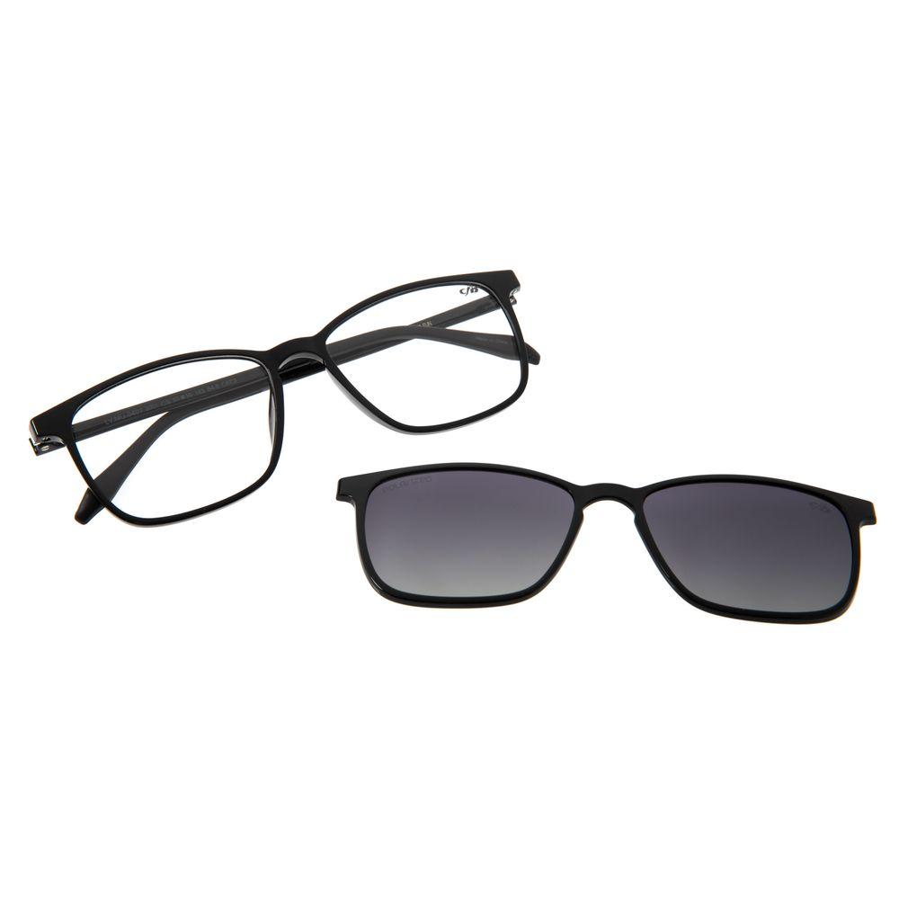 Armação Para Óculos De Grau Masculino Chilli Beans Essential Multi Degradê Polarizado LV.MU.0407-2001