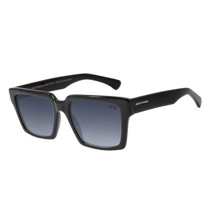 Óculos De Sol Unissex Chilli Beans Surf Quadrado Preto OC.CL.2323-0401