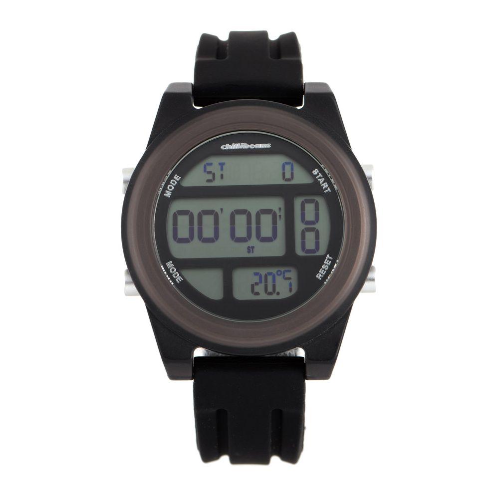 Relógio Digital Masculino Chilli Beans Esportivo Preto RE.ES.0113-0101.1