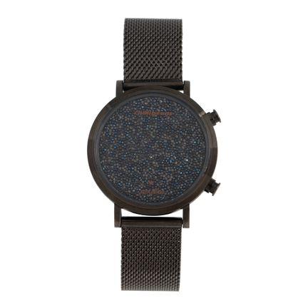 Relógio Digital Feminino Chilli Beans Cristalline Ônix .MT.0984-2222