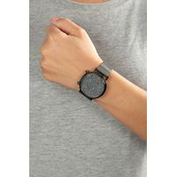 Relógio Digital Feminino Chilli Beans Cristalline Ônix RE.MT.0984-2222.4