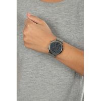 Relógio Digital Feminino Chilli Beans Cristalline Prata RE.MT.0984-0707.4