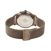 Relógio Digital Feminino Chilli Beans Metal Espelhado Bege RE.MT.0729-2323.2