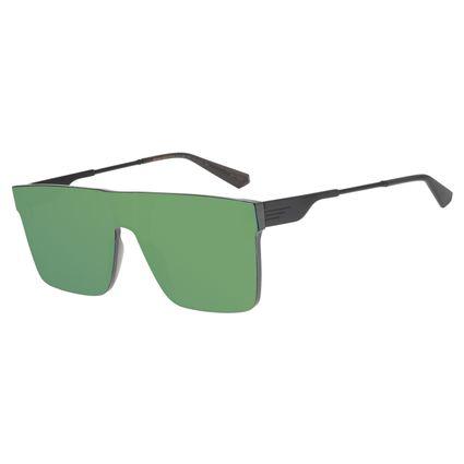 Óculos de Sol Masculino Alok W.Block.Tech Espelhado Verde OC.CL.2982-2501