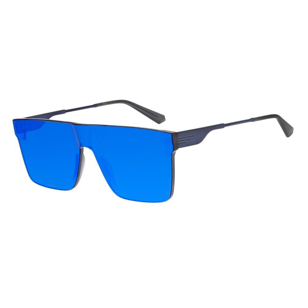 Óculos de Sol Masculino Alok W.Block.Tech Azul Espelhado OC.CL.2982-9108